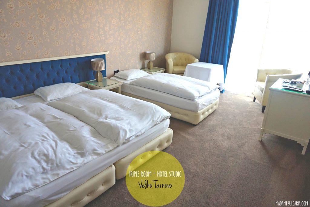 Hotel Studio, Veliko Tarnovo