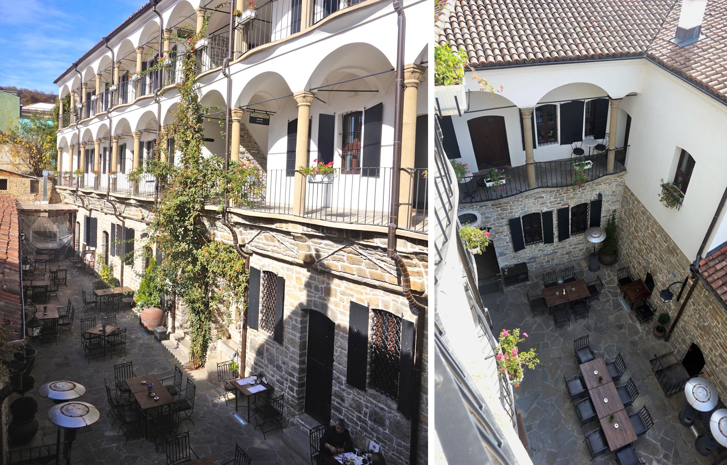 Hadji Nikoli Inn Restaurant Veliko Tarnovo