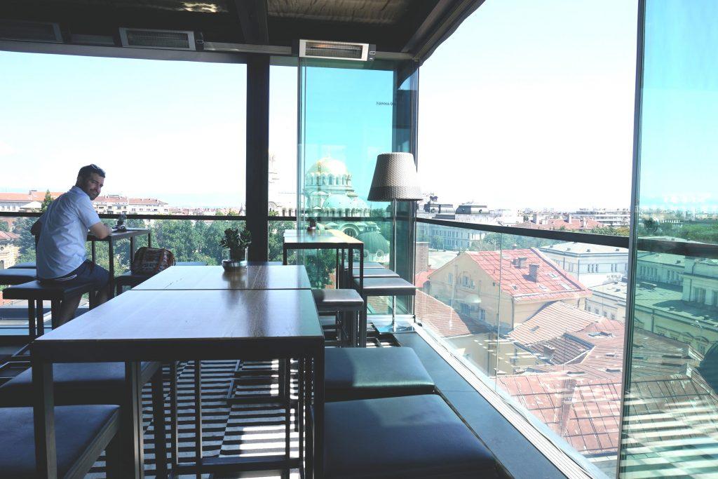 Sense Rooftop Bar