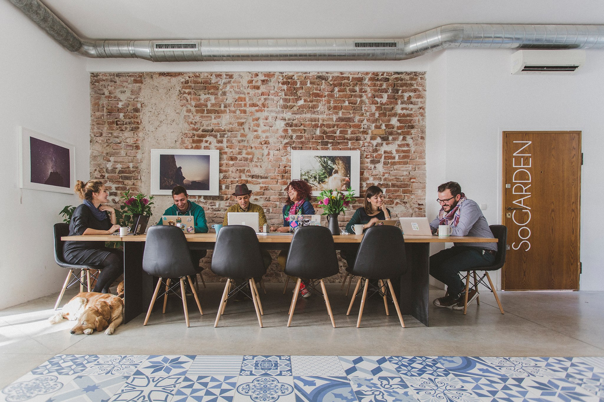 coworking space Sofia