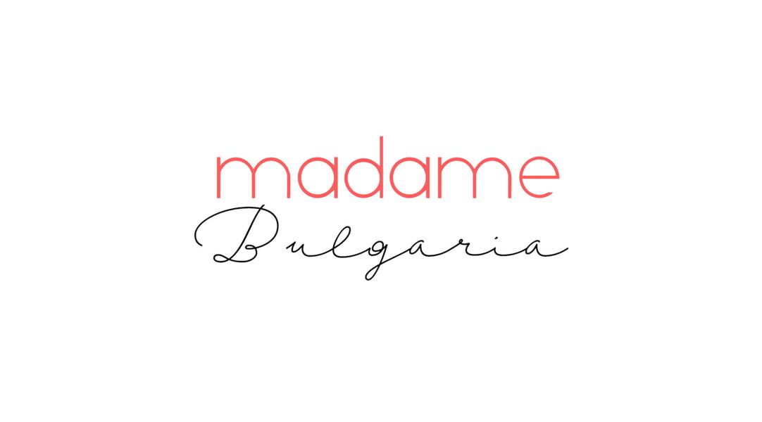 Madame Bulgaria logo