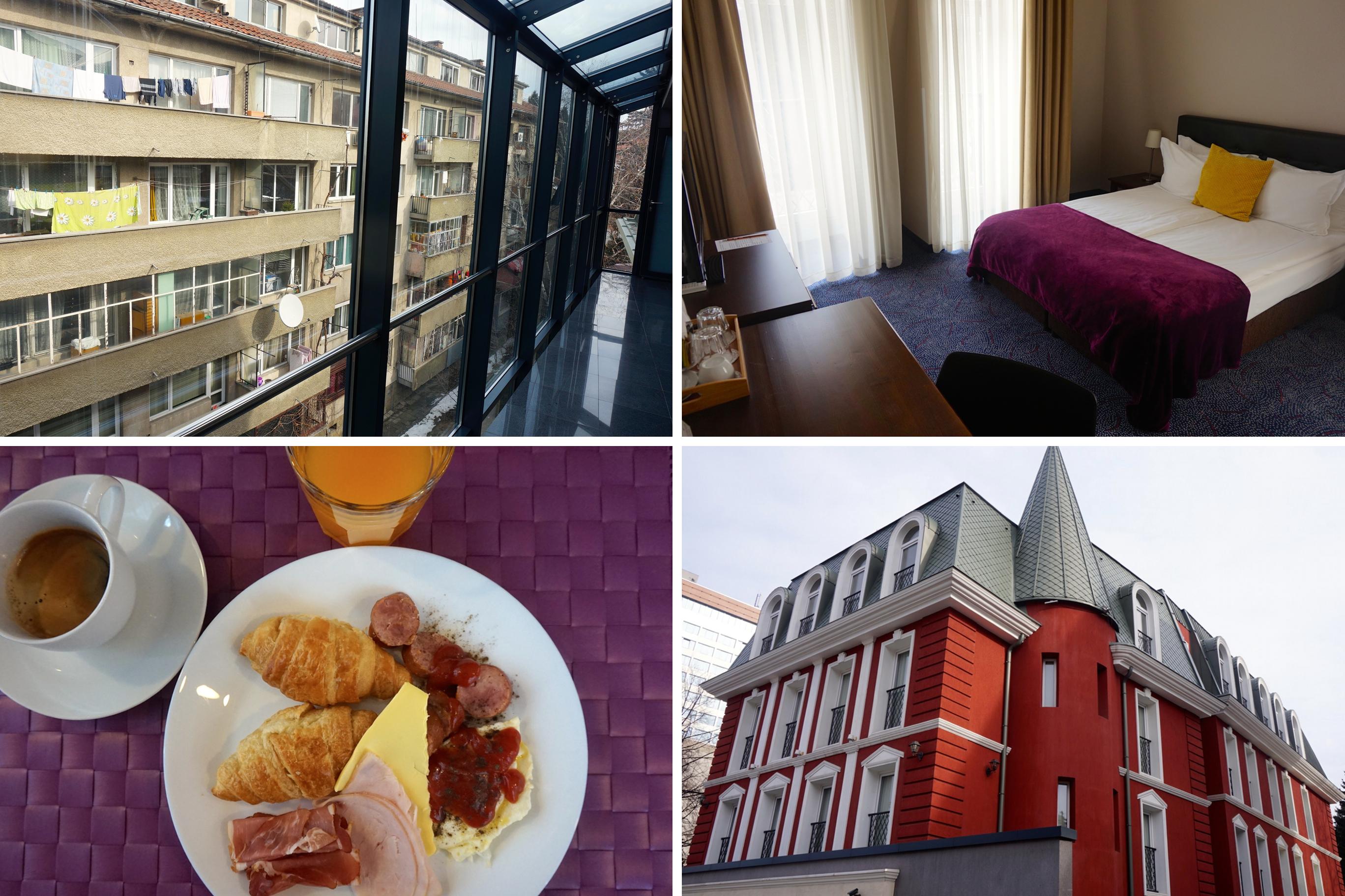 Magic Castel Hotel Sofia