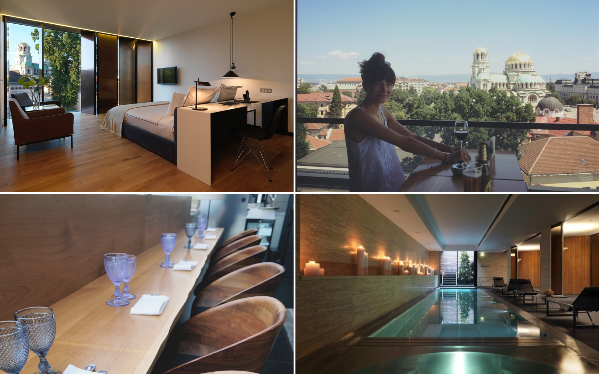 The Sense hotel Sofia