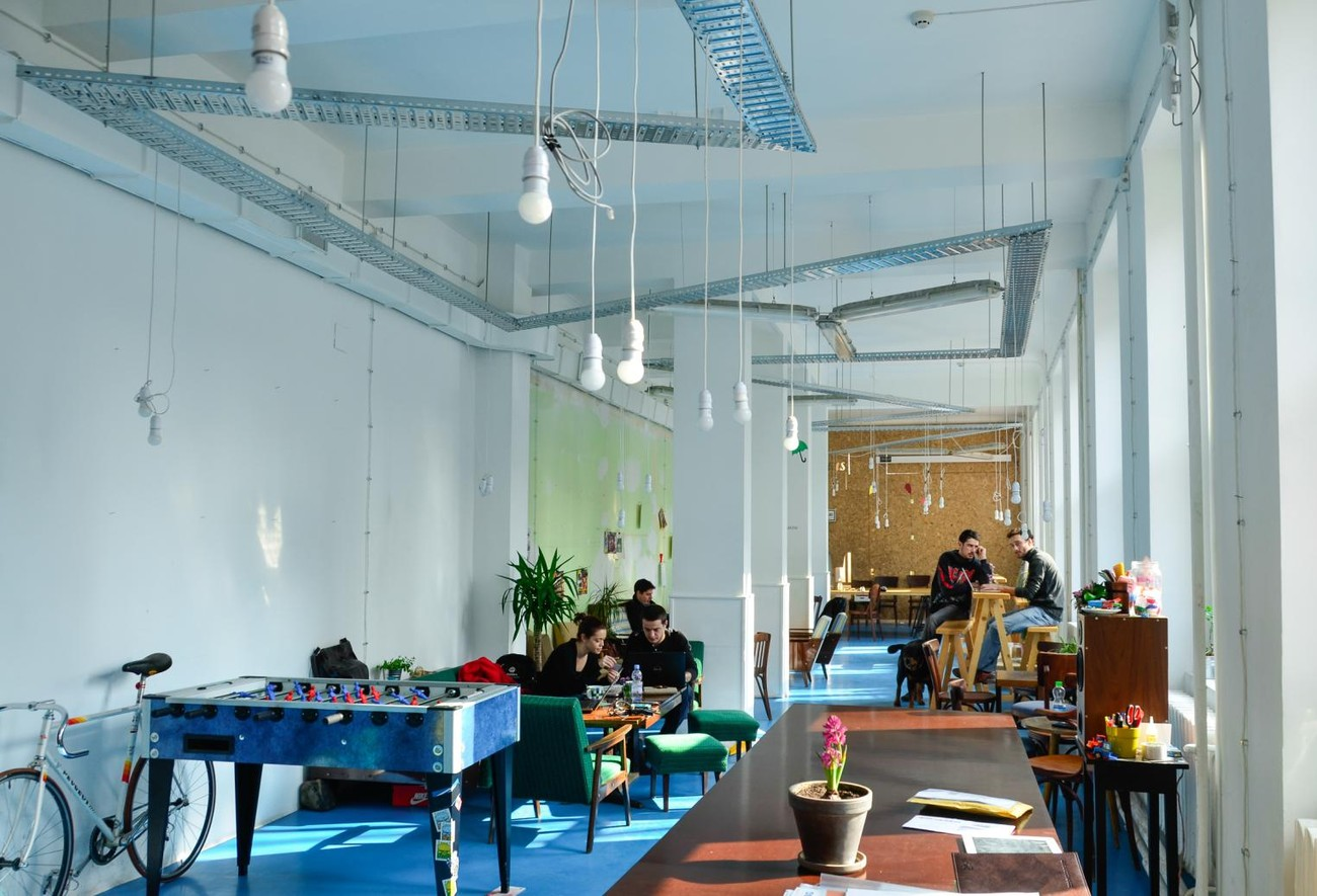 Coworking Spaces Sofia