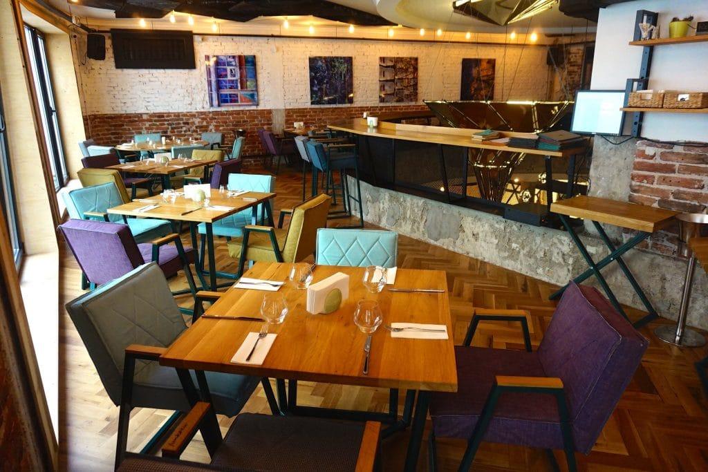 Cosmos Restaurant Sofia