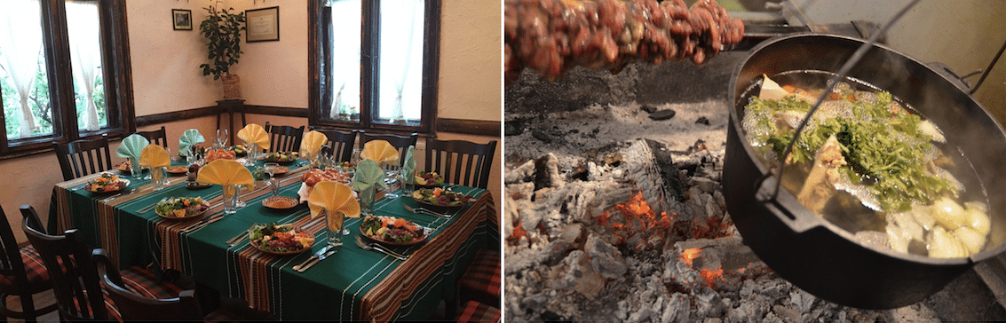 Bulgarian cuisine Sofia
