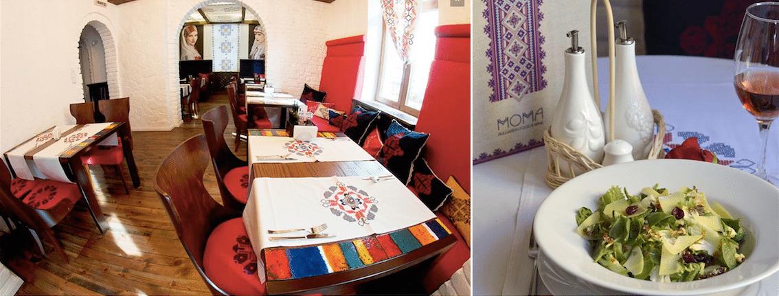 Bulgarian traditional cuisine Sofia