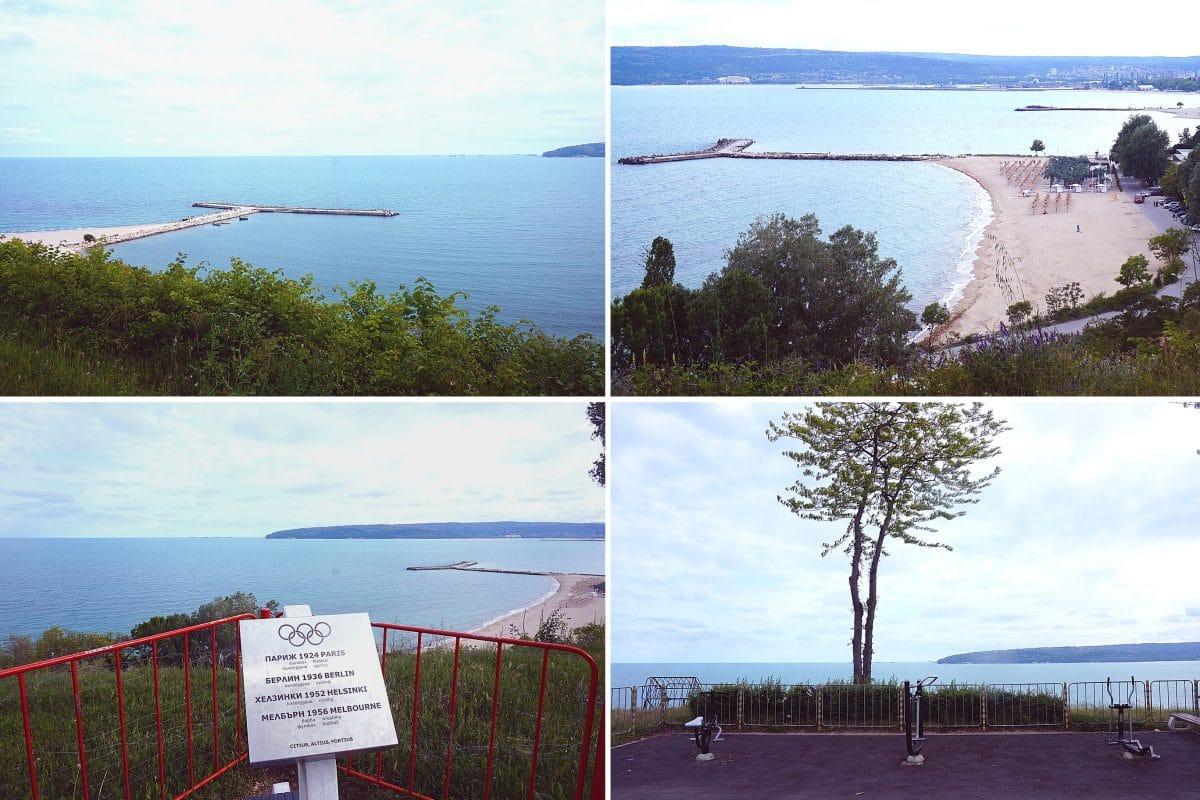 Sea garden Varna