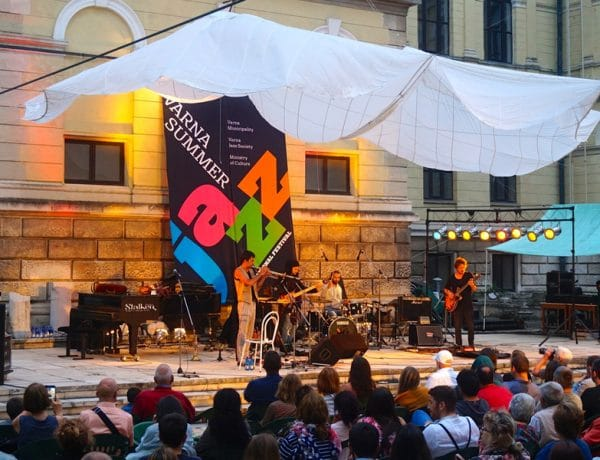 Varna Summer International Jazz Festival
