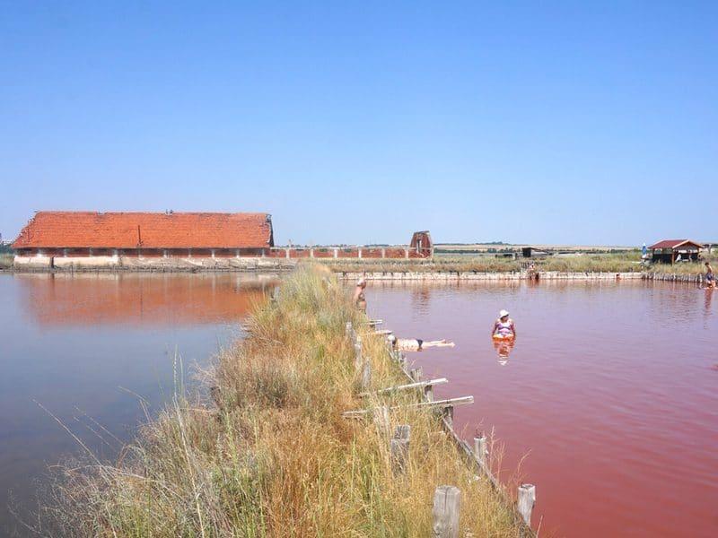 Burgas Salt Lakes