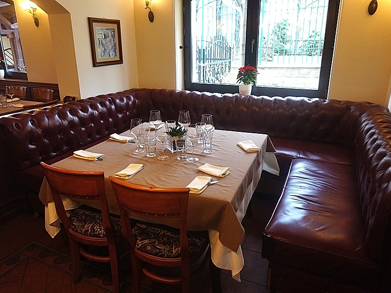Valare 100% Italian Restaurant Sofia Bulgaria