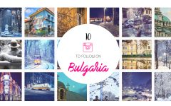 Instagram accounts on Bulgaria