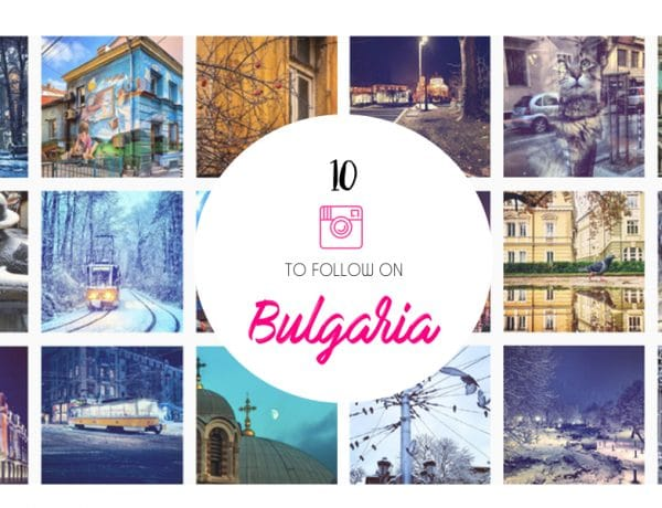 Instagram accounts on Bulgaria