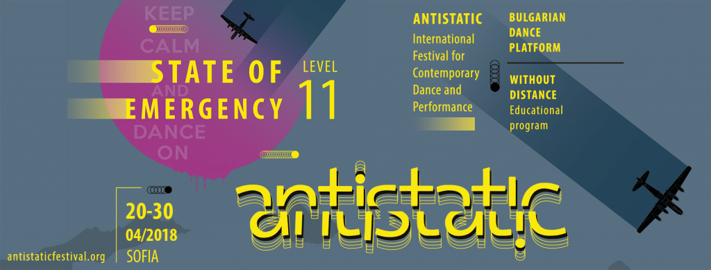 Antistatic International Festival 2018