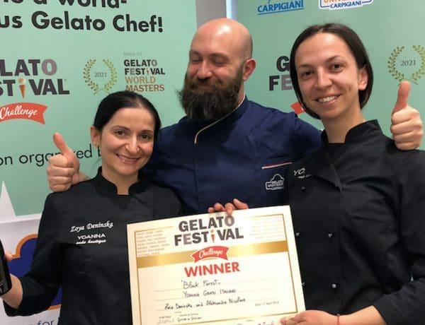 Gelato Festival Challenge Sofia 2018