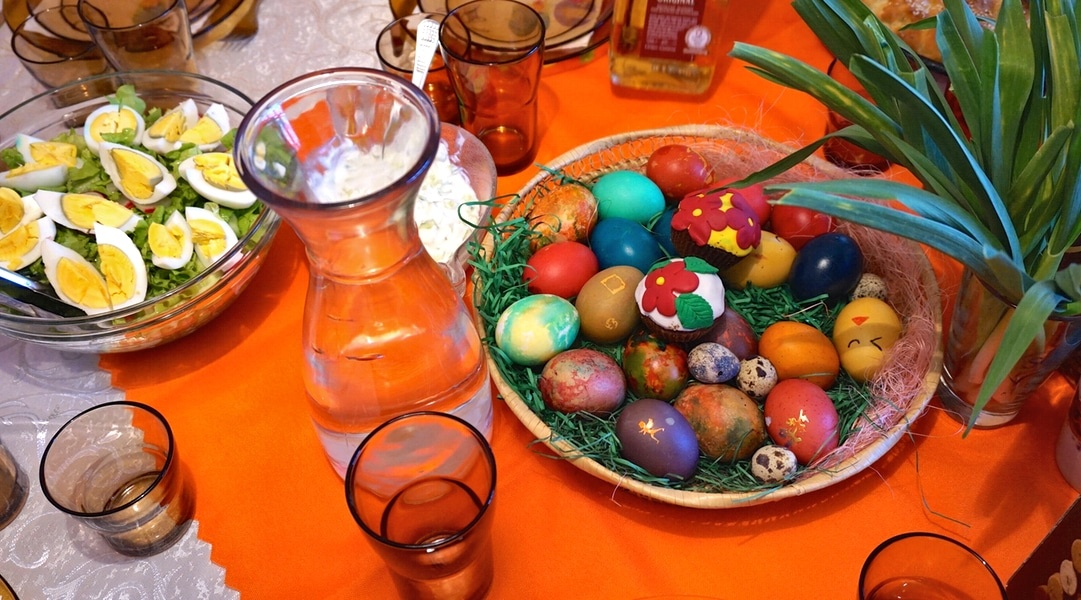 Orthodox Easter 2018 Bulgaria Cover