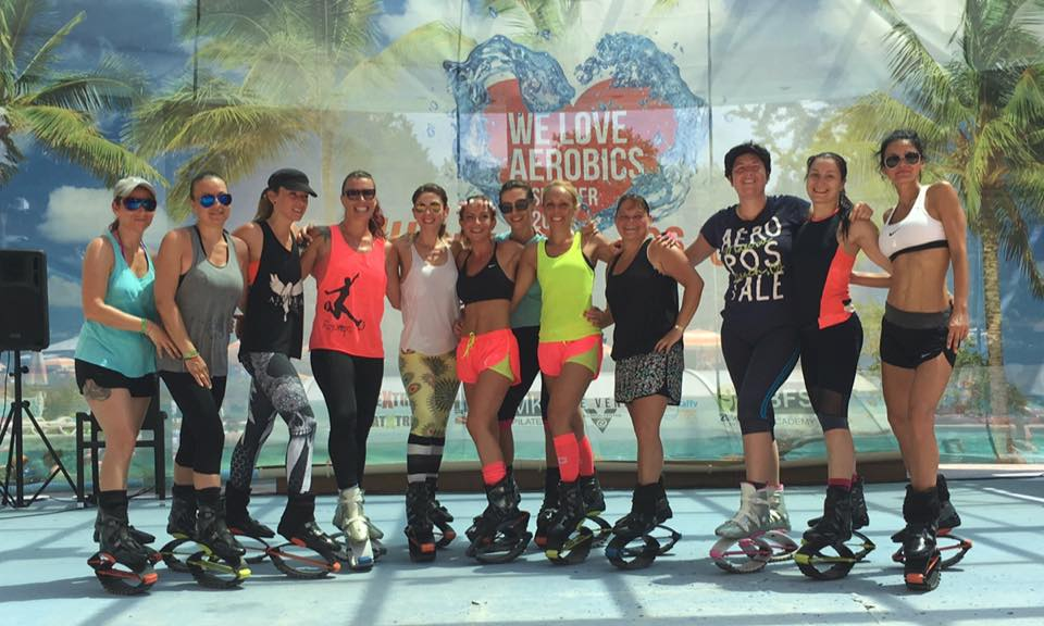 We Love Aerobic Summer 2018
