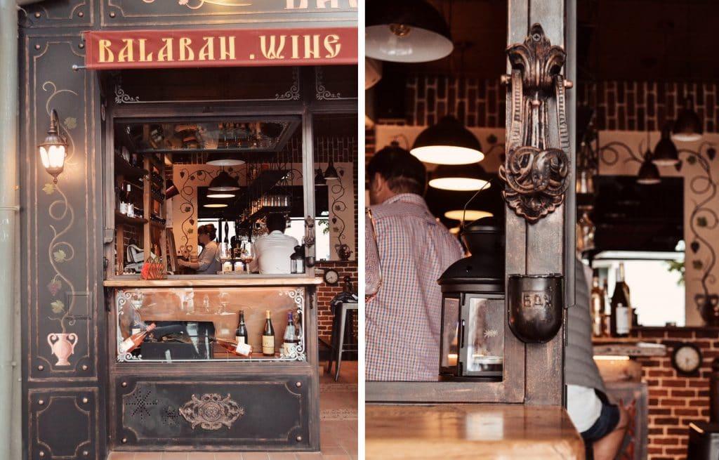 Balaban Wine Bar Sofia Bulgaria, By Jenny Ivanova for madame Bulgaria Magazine