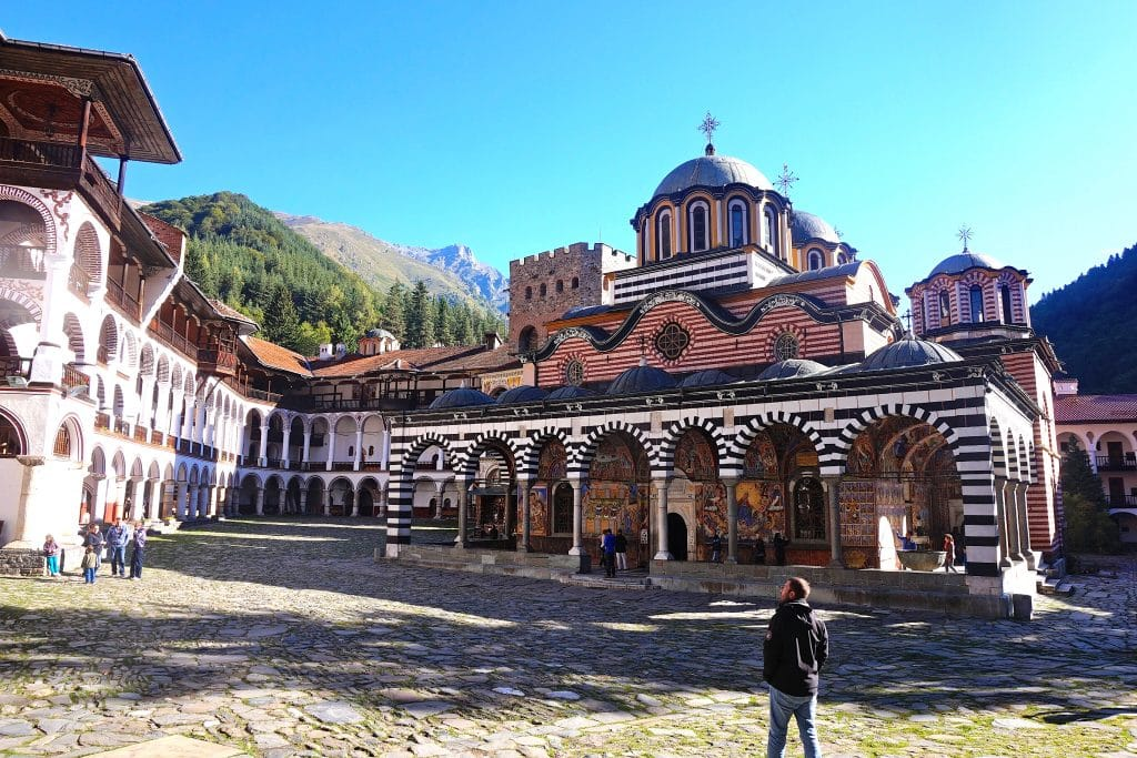 Rila Monastery Tourist Bulgaria Activities