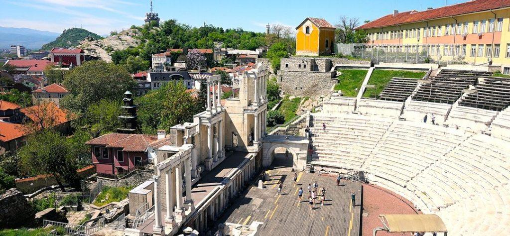 Plovdiv Bulgaria Madame Bulgaria
