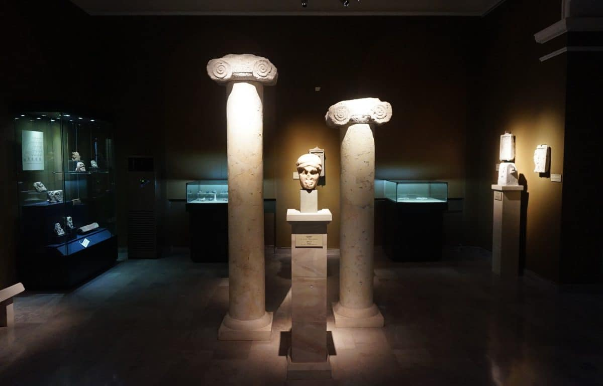 Archaeological Museum Varna - Madame Bulgaria