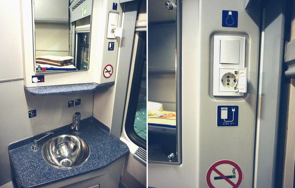 Sleeper Train Bulgaria