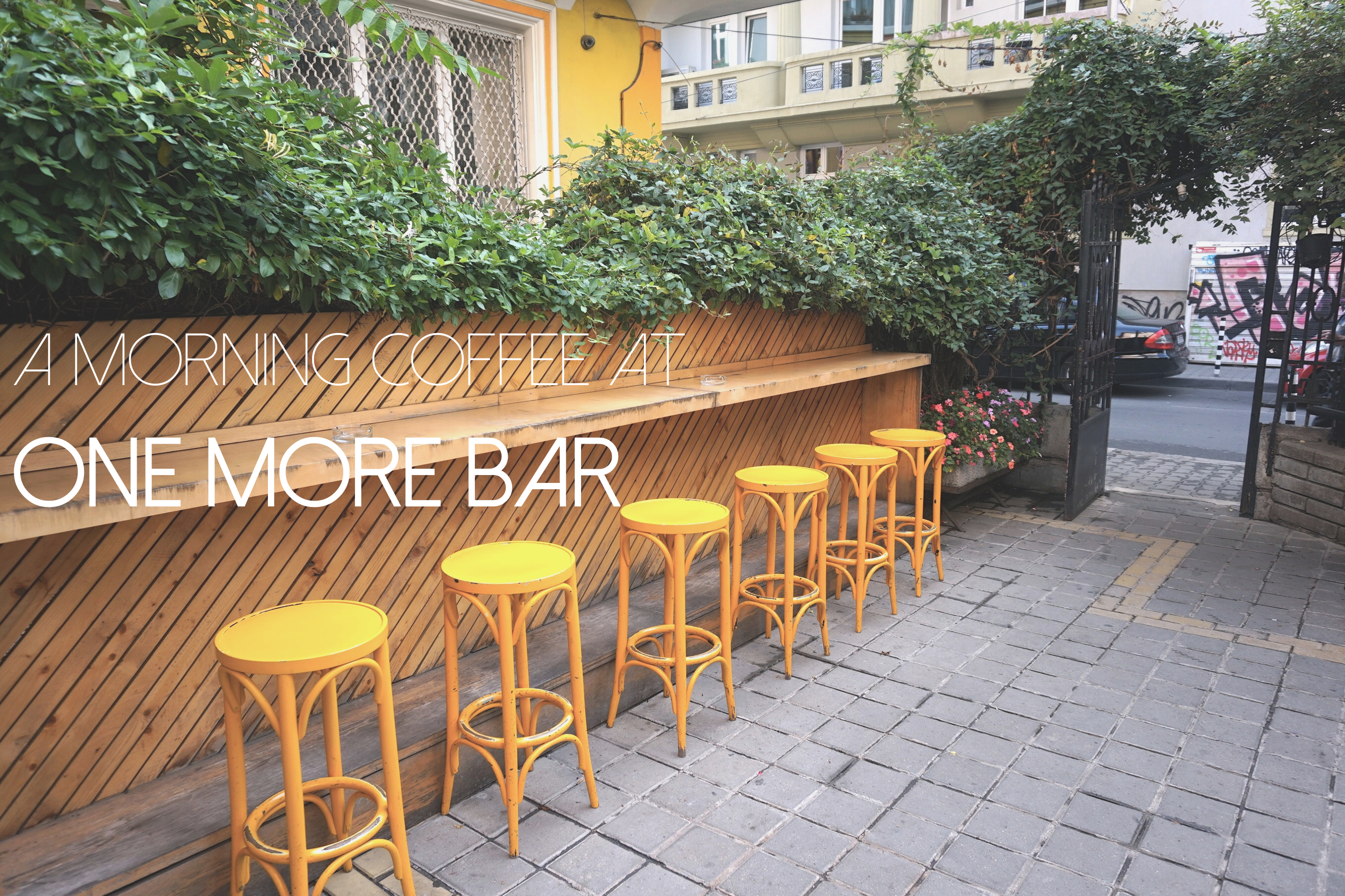 One More Bar