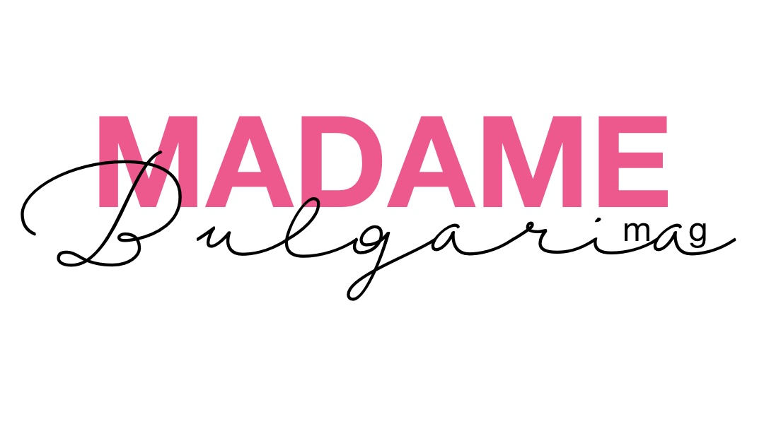 Madame Bulgaria Blog Logo