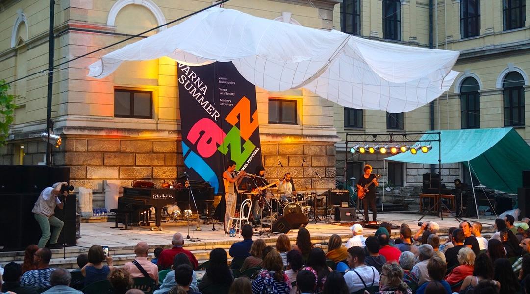 Varna Summer International Jazz Festival